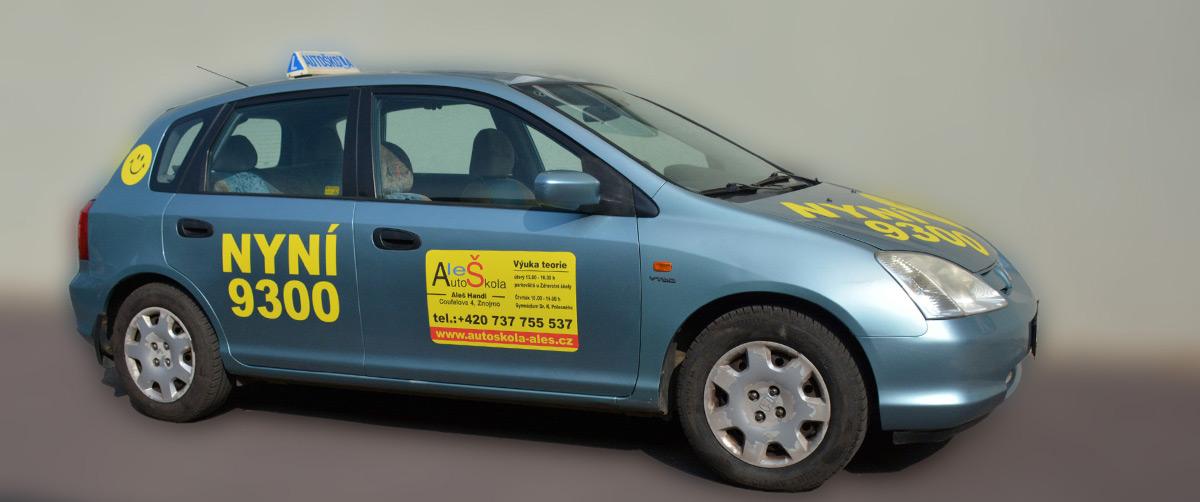 sl-autoskolaAles-honda-9300